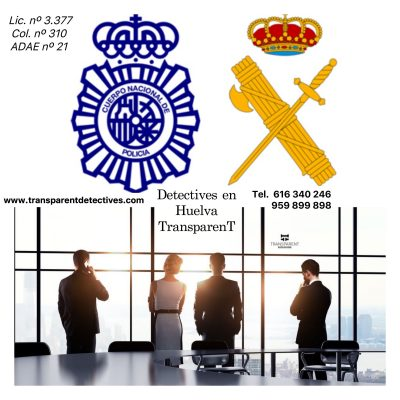 Detectives en Huelva