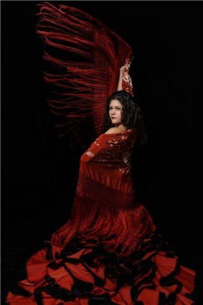 Clase de Flamenco y Sevillanas (en grupo)