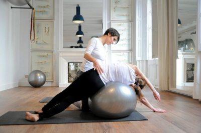 Pilates y Nutrición Gaelle Macret