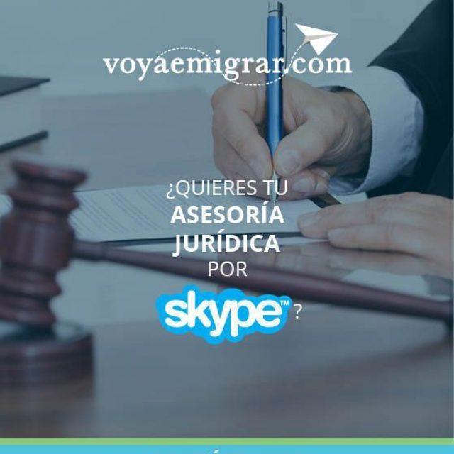 Asesoría Jurídica – Coach – Voy a Emigrar